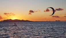 Imparare il Kitesurf, Corsi kitesurf in Sicilia : lo Stagnone di Marsala
