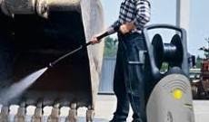 Idropulitrici professionali: quando e dove utilizzarle
