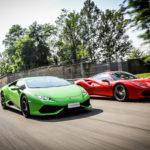 Guida una Lamborghini in pista: l'estasi della velocità di una supercar in tutta sicurezza!